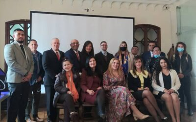 La Asociación de Cooperación Internacional para el Desarrollo y Negocios de Colombia-ACD Colombia lanzan Shamaim